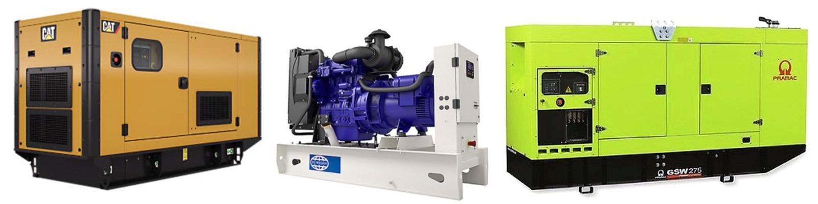 Standby Generators - Standby Diesel Generators