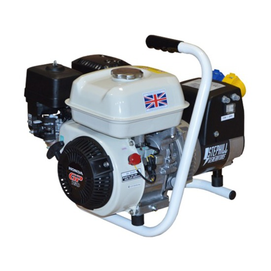 Stephill GE2501 Portable Generator - Free UK Delivery - Kentec Generators
