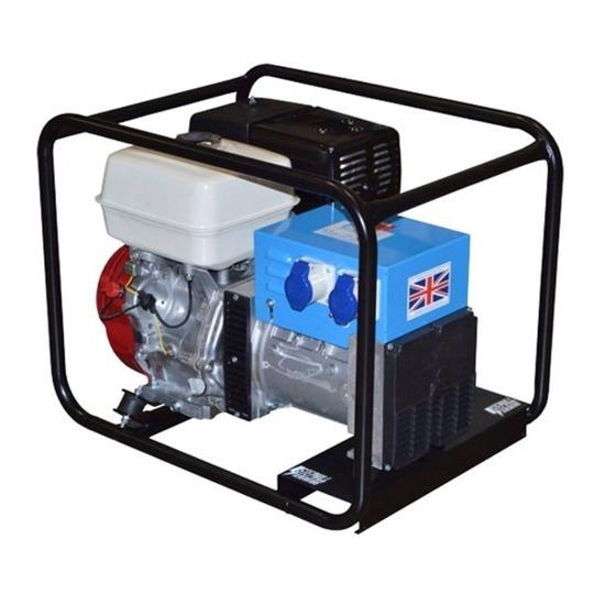 Stephill 6500HMS - Petrol Generator - Honda Engine