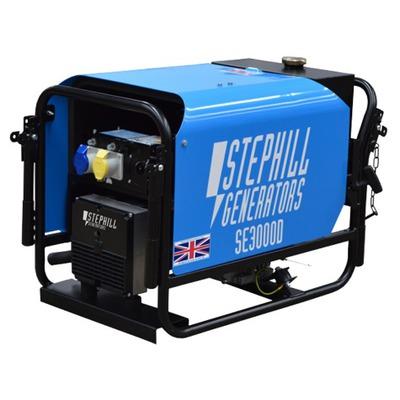 Stephill SE3000D Portable Generator
