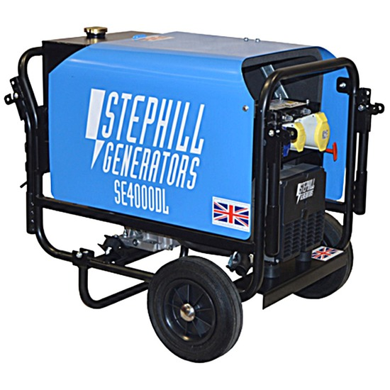 Stephill SE4000DL t/k - Portable Generator - Kentec