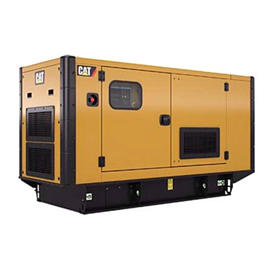 CAT DE33E0 CAT Generator