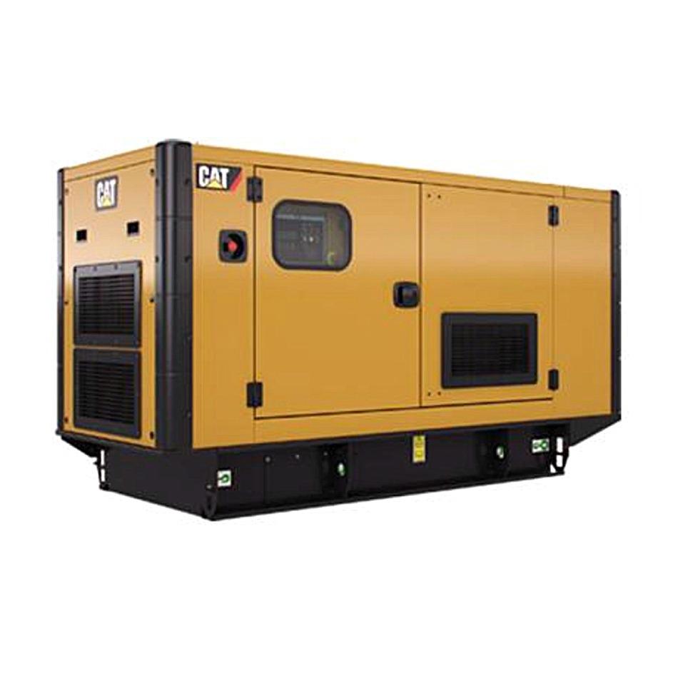 diesel generator. CAT DE88E0 Diesel Generator