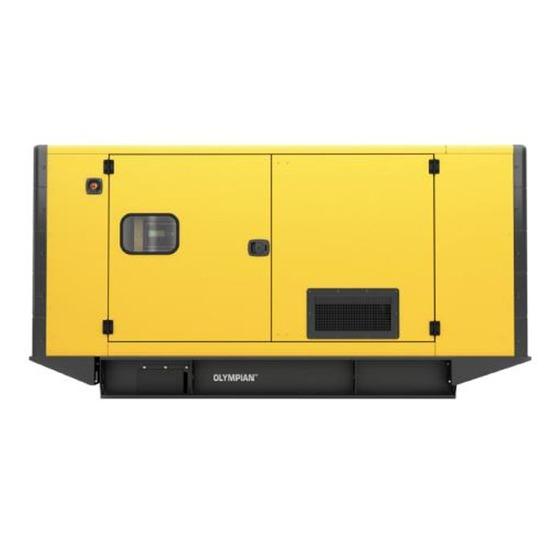 CAT GEP450 Diesel Generator - Standby Generator - Caterpillar Generators