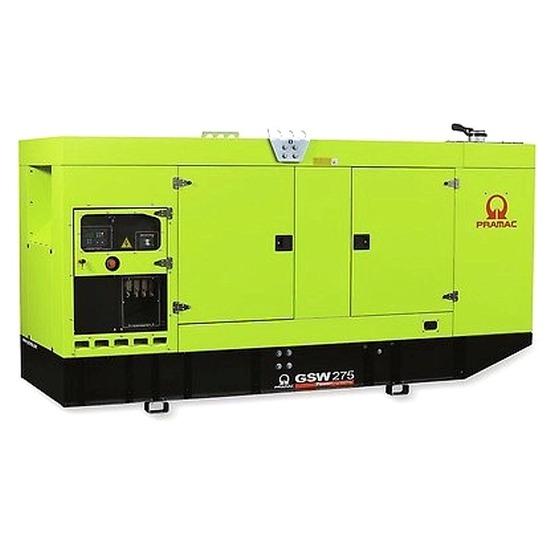 Pramac GSW275V 275kVA Diesel Generator - Volvo Engine - Pramac