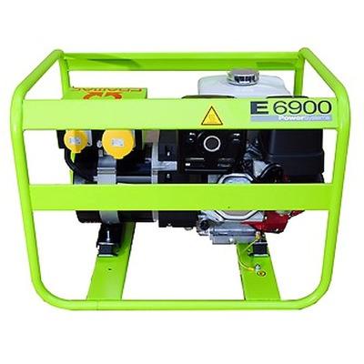 Pramac E6900 230/115v Petrol Generator