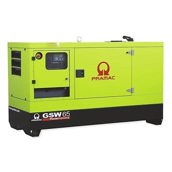 Pramac GSW65P 65kVA Diesel Generator - Perkins Engine - Pramac Generators