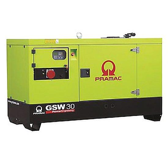 Pramac GSW30P 30kVA Diesel Generator - Perkins Engine