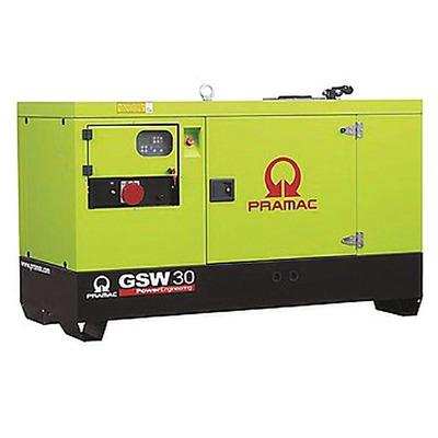 Pramac GSW30P Standby Diesel Generator