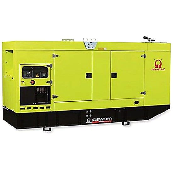 Pramac GSW330V Diesel Generator - Volvo Engine - Pramac Generators