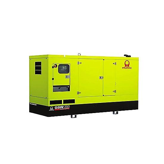 Pramac GSW200P 200kVA Diesel Generator - Perkins Powered - Pramac