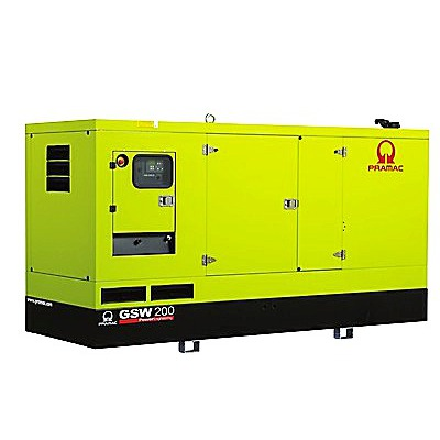 Pramac GSW200P 51-200kVA Diesel Generator