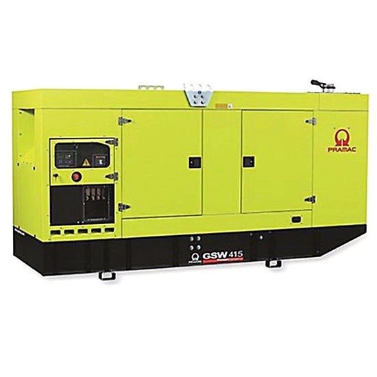 Pramac GSW415V Diesel Generator - Volvo Engine - Pramac Generators