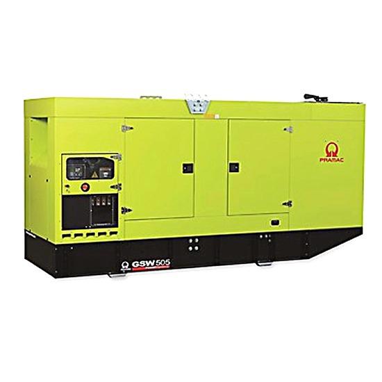 Pramac GSW505V Diesel Generator - Volvo Engine - Pramac Generators