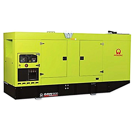 Pramac GSW600V Diesel Generator - Volvo Engine - Pramac Generators