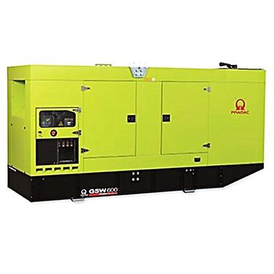 Pramac GSW600V Diesel Generator
