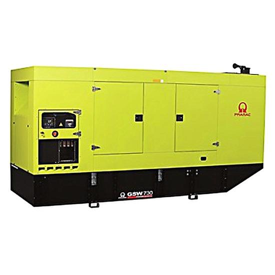 Pramac GSW730M Diesel Generator - MTU Engine - Pramac Generators