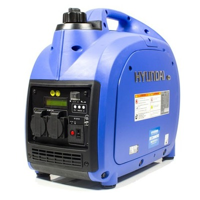 Hyundai HY1000Si-LPG Inverter Generator Recreational Leisure Generator