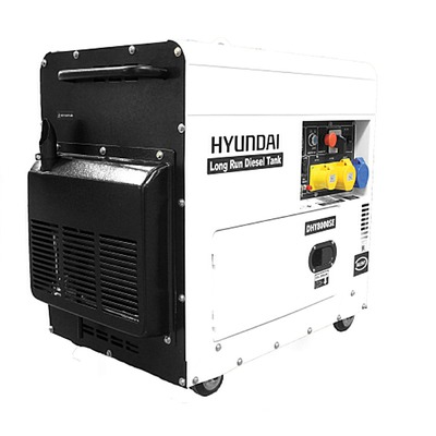 Hyundai DHY8000SELR Long Run Generator