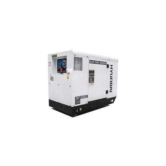 Hyundai DHY12500SE Silent Portable Generator