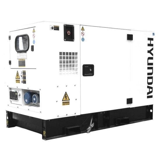 Hyundai DHY9KSEm Standby Diesel Generator