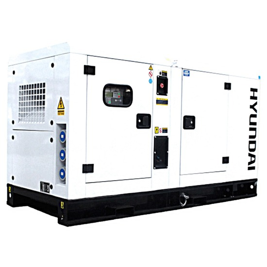 Hyundai DHY18KSEm Standby Diesel Generator