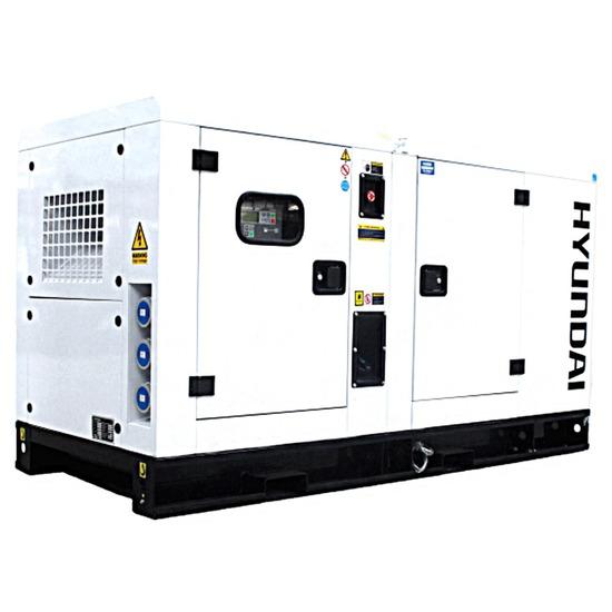 Hyundai DHY22KSEm 8-25kVA Diesel Generator