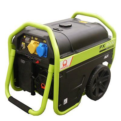 Pramac PX8000 230/115v AVR Portable Generator
