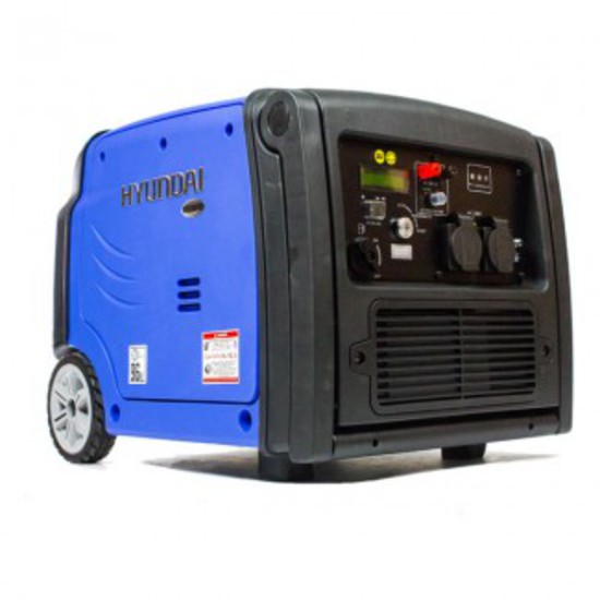 Hyundai HY3200SEi Long Run Generator