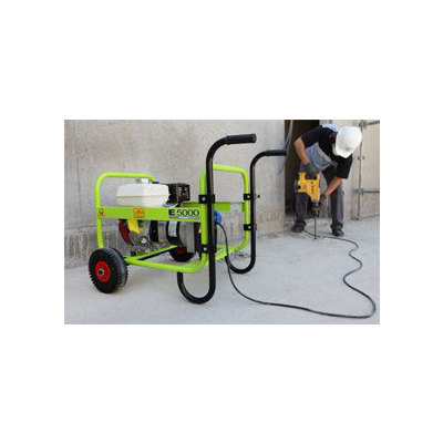 Pramac P4500 Trolley Kit Portable Petrol Generator