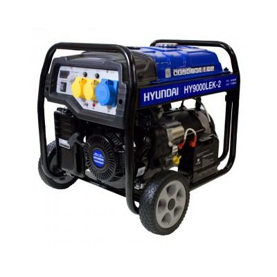 Hyundai HY9000LEk-2 Elec/Start Petrol Generator