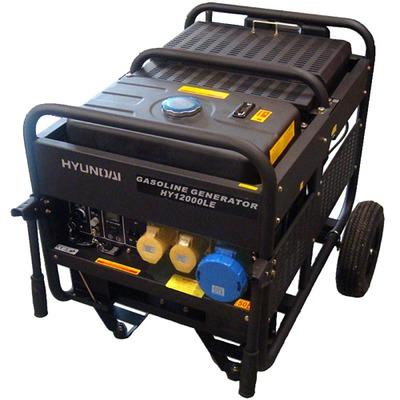 Hyundai HY12000LE E/S Petrol Generator