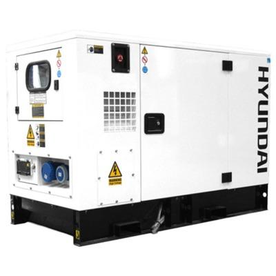 Hyundai DHY11KSE 1500RPM 3-Phase Diesel Generator