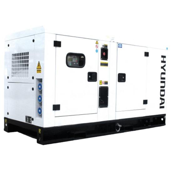 Hyundai DHY14KSE Diesel Generator - Free UK Delivery