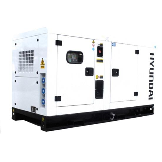 Hyundai DHY28KSE 3-Phase 26-50kVA Diesel Generator