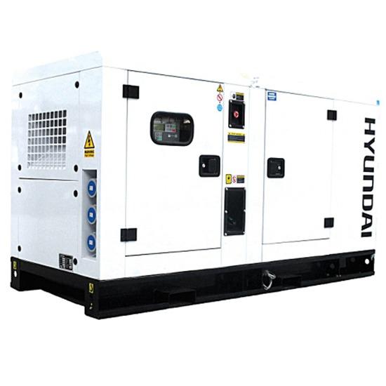 Hyundai DHY34KSE Diesel Generator - Standby Generator