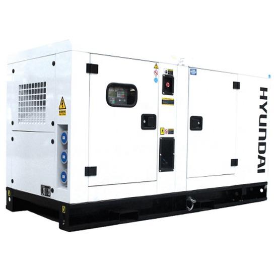 Hyundai DHY45KSE 3-Phase Hyundai Generator