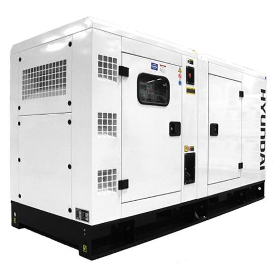 Hyundai DHYD120KSE 3-phase Hyundai Generator