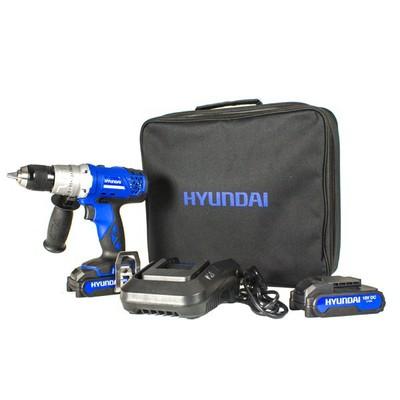 Hyundai HY2155 Cordless 18V DC Combi Drill