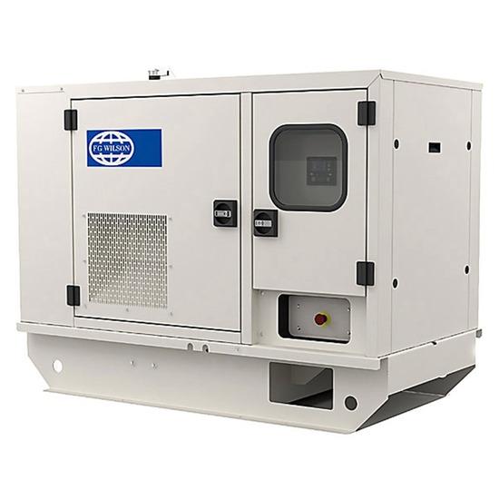 FG Wilson P7.5-4S 8-25kVA Diesel Generator