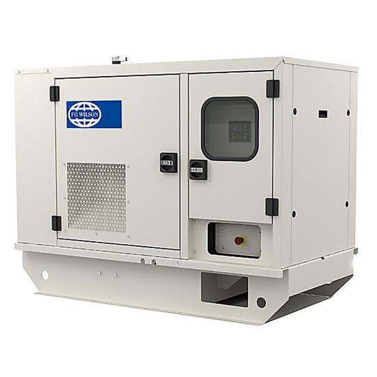 FG Wilson P9.5-4  Diesel Generator & Standby Diesel Generator, Standby Generator & Prime Power Generator