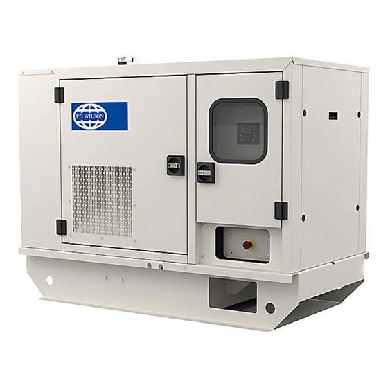 FG Wilson P14-6S 8-25kVA Diesel Generator