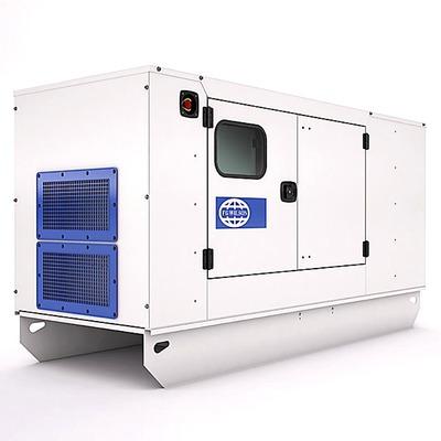 FG Wilson P33-6 26-50kVA Diesel Generator