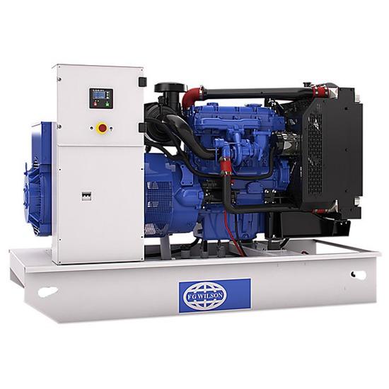 FG Wilson P40-4S Diesel Generator & Standby Diesel Generator, Standby Generator & Prime Power Generator
