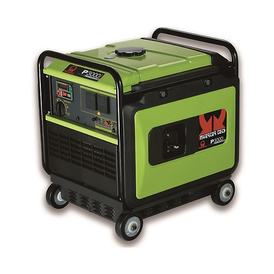 Pramac P3000i - Low Noise - Inverter Generator - Kentec Generators