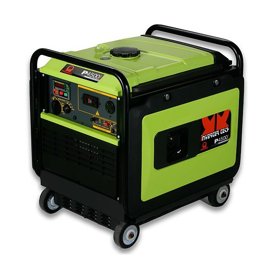 Pramac P4500i Low Noise Inverter Generator | Kentec Generators