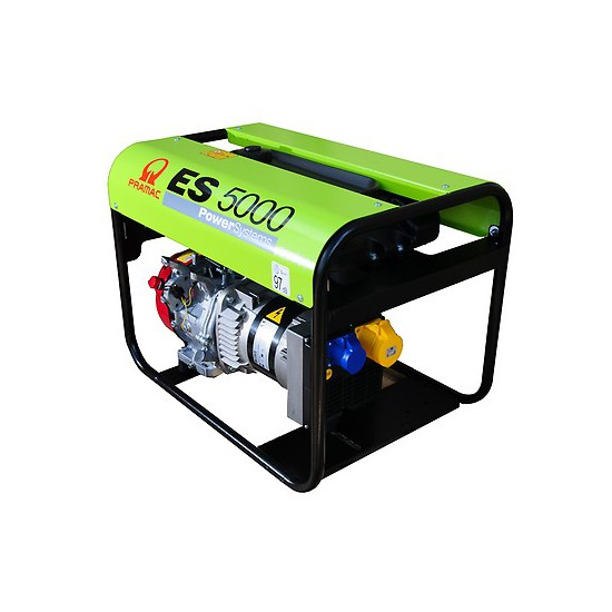 Pramac ES5000 230/115v Long Run Generator - Pramac Generators