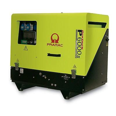 Pramac P6000s 230V 50Hz +CONN+DPP