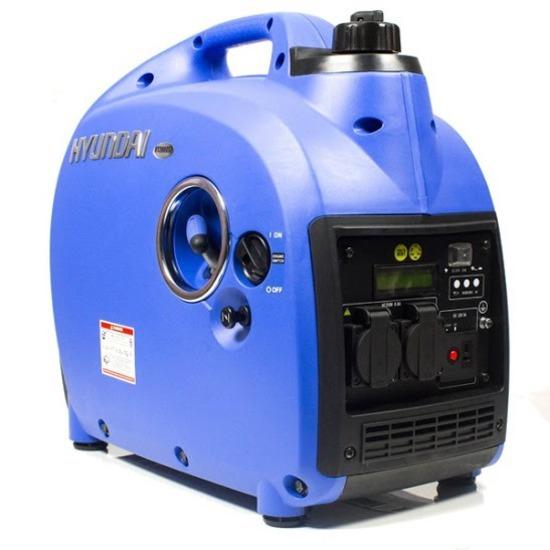 Hyundai HY1000Si - Low Noise Inverter Generator - Hyundai Generators