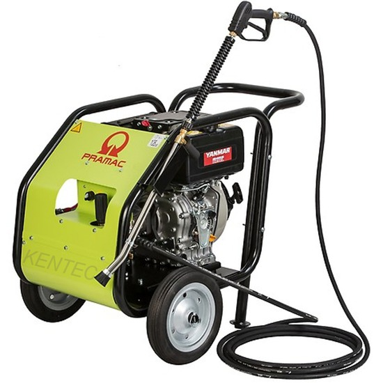 Pramac PW3000 Diesel Pressure Washer - Yanmar Powered